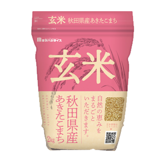 【玄米】 秋田県産 あきたこまち