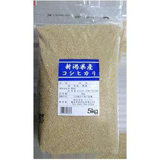 【玄米】 新潟県産 コシヒカリ