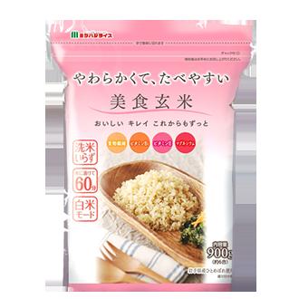 ミツハシ 美食玄米