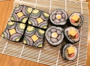 ワークショップ 飾り寿司